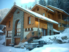 Holiday Home Valfrejus